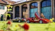 Auto - News: NON ENTRARE - Lamborghini Countach: la mitica supercar in una serie di video