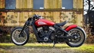 Moto - News: Indian Scout Bobber Hundred e Scout Red Wings, due special opposte