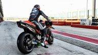 MotoGP: Le prime immagini di Maverick Vinales in azione sull'Aprilia a Misano