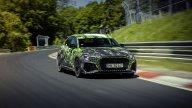 Auto - News: Audi RS 3: è record al Nürburgring!