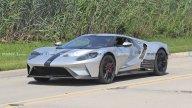 Auto - News: Ford GT, le foto spia dell'ultimo V8