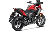 Moto - News: Honda CB200X, ecco la nuova crossover ma solo per il mercato indiano