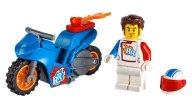Moto - News: Lego lancia City Stuntz, con motociclette che volano e impennano