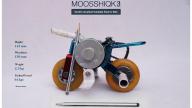 Moto - News: Moosshiqk3, la bici elettrica più piccola al mondo