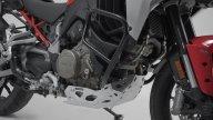 Moto - News: SW-Motech: accessori da viaggio per Ducati Multistrada V4