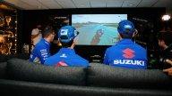 MotoGP: FOT - Mir e Rins: un giorno da piloti di Formula1 alla Williams