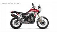 Moto - News: NON ENTRARE - Aprilia Tuareg 660, si veste tricolore e diventa ancora più rally!