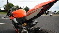 Moto - News: Usato per pochi: Ducati 1199 Superleggera con meno di 1.000 km all'asta