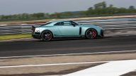 Auto - News: Nissan: al lavoro sull'erede della GT-R