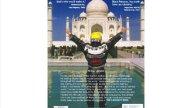 Moto - News: Viaggi da record: 10 anni in moto con una Honda GL1100