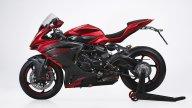 Moto - News: MV Agusta F3 RR 2022: la supersportiva al top