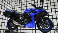 Moto - Test: Presentazione video - Suzuki GSX-S 1000 GT, gran turismo in prima classe