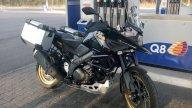 Moto - Test: QUANTO MI COSTA - Suzuki V-Strom 1050 XT Pro 2021