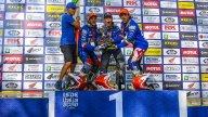 Moto - News: Honda Africa Twin 2022 all'ISDE 2021 con Joan Barreda