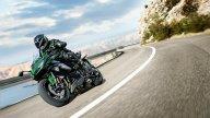 Moto - News: Kawasaki Ninja 1000SX 2022, il meglio di una sportiva e di una tourer