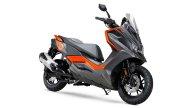 Moto - Scooter: Kymco DT X360, lo scooter crossover che ti porta fuori