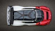 Auto - News: Porsche Mission R: il concept che guarda al futuro