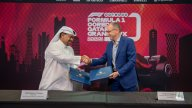 Auto - News: The magical Losail circuit in Qatar will host the 20th F1 GP in 2021