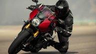 Moto - News: Triumph Speed Triple 1200 RR: la roadster con il vestito racing