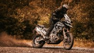 Moto - News: Triumph Tiger 1200, prime foto senza veli