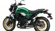 """Moto - News: Kawasaki Z650RS 2022: la classica entry-level nuova """"figlia della Z1"""""""