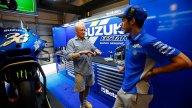 MotoGP: Joan Mir ad Austin con un numero in stile Kewin Schwantz