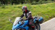 Moto - Test: Prova Suzuki GSX-S1000GT 2021 – l'anti Kawasaki Ninja 1000 SX