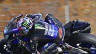MotoGP: AAA YART: Vendesi Yamaha R1 da allenamento di Maverick Vinales