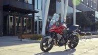 Moto - News: Tiger Sport 660 2022: svelata la crossover entry level