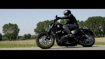 Moto - Test: Harley Davidson 883 Iron - TEST
