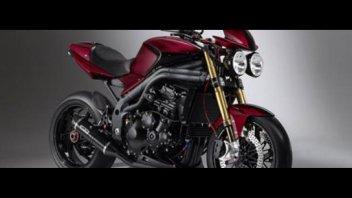 Moto - News: Triumph e Ohlins partner per l'aftermarket