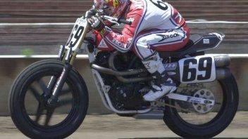 Moto - News: Vogliamo Nicky in derapata all'Indianapolis Mile!