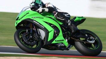 La Kawasaki punta alla Superstock