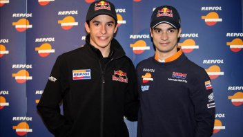 Moto - News: Pedrosa-Marquez, intervista parallela