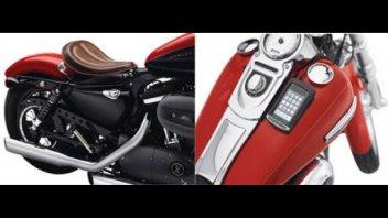 "Moto - News: Harley-Davidson: arrivano i ""Pacchetti Accessori 2011"""