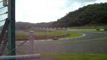 La Yamaha M1 1000 cc è già in pista