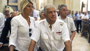 """Moto - News: Castiglioni, l'addio al """"signor Claudio"""""""