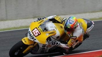 Moto - News: De Angelis fra 2 e 4 ruote