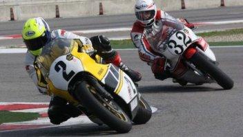 Moto - News: I campioni del passato in pista a Imola