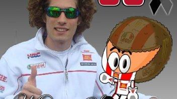 Simoncelli: Il tributo di Los Minibikers