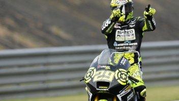 Iannone torna con SpeedUp-FTR