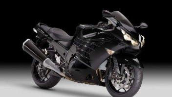 Moto - News: Kawasaki ZZR1400 - Esagerata!