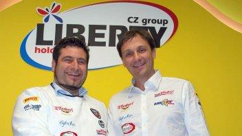 Dalla MotoGP alla SBK per Effenbert