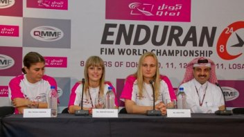 Moto - News: L' Endurance si tinge di rosa