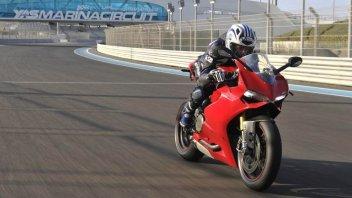 Il test della Ducati 1199 Panigale