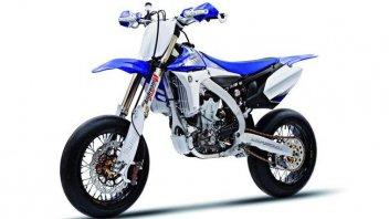 Moto - News: YZ450SM: Yamaha va di traverso