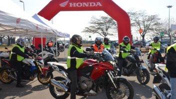 Tornano i test di Honda in the City