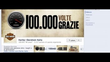 """Moto - News: Harley-Davidson: """"Be the first of 100.000"""""""