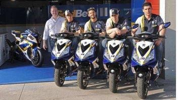 Moto - News: Peugeot ancora con BMW Italia SBK