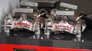 Moto - News: Sachsenring: niente respiro per i freni